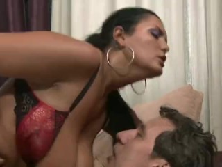 Chunky Latino mummy Makes stepfather To squeal With delectation Analdin 02.11.2017 sextube