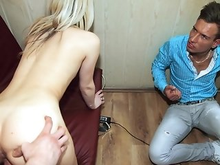 Cheating skimp Enforced By His tie the knot To Be A Hotwife best porn
