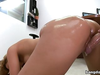 Heavenly small titted Cindy Hope getting sperm blast in the first place say no to face