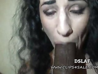 French Superhead Arabelle Raphael Multiracial Filthy Head Prevalent Facial Cumshot- DSLAF